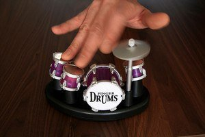 Finger drum