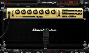 Plugin simulation ampli guitare