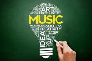 Image trouver l'inspiration pour créer sa musique