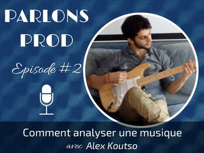 Image interview Alex Koutso Analyser une musique