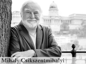 Image photo portrait de Mihaly Csikszentmihalyi