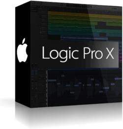 Image Logic Pro X- Boite