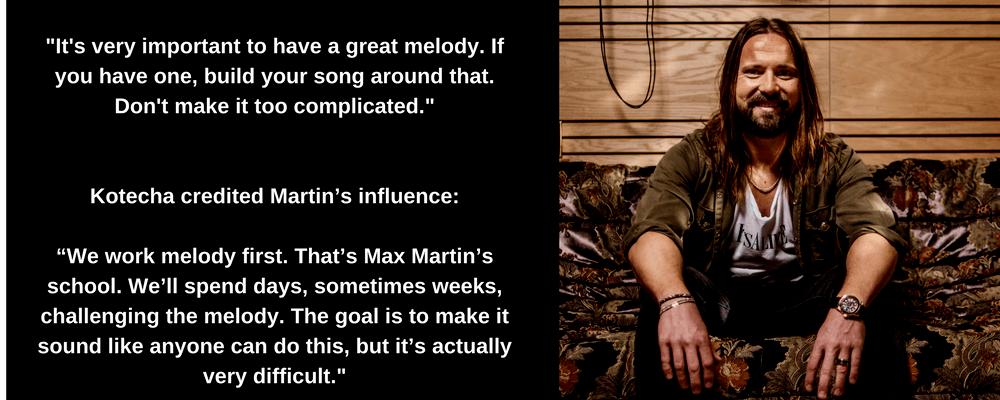 Image Citation 1 des 11 secrets enfin révélés de max martin pour composer et écrire une chanson à succès