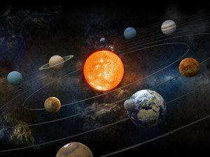 Image systeme solaire systemen tonal trouver tonalité morceau