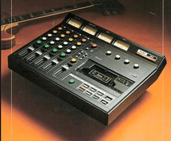 Image de l'enregistreur Tascam portastudio