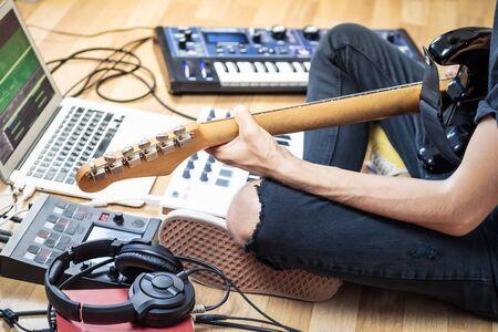 5 étapes pour créer une musique - Image de l'article